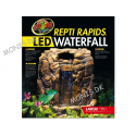 Zoo Med Repti Rapids LED Waterfall Large Rock