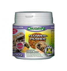 Dragon Flower Power Ægte Bipollen 100 Gram